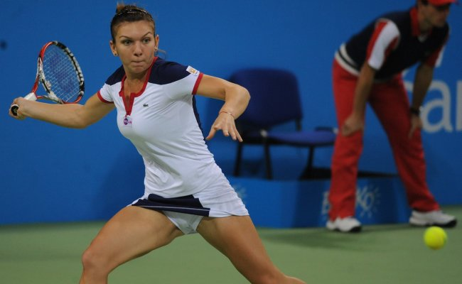 Tennis Simona Halep Still Wta No 3 Nine O Clock