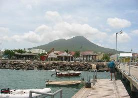 Sailing With Nine Of Cups St Kitts And Nevis