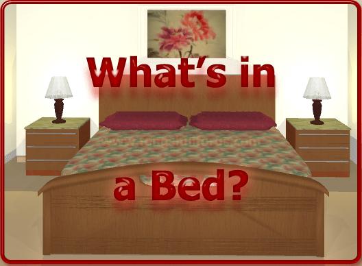 feng shui of beds