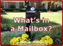 feng shui mailbox