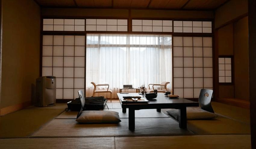 japanese tea house feng shui