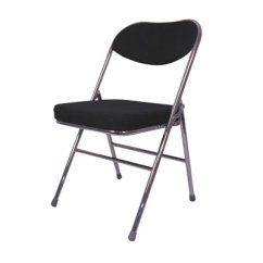 Black Padded Folding Chairs Panasonic Massage Chair Repair Ningbo Furniture