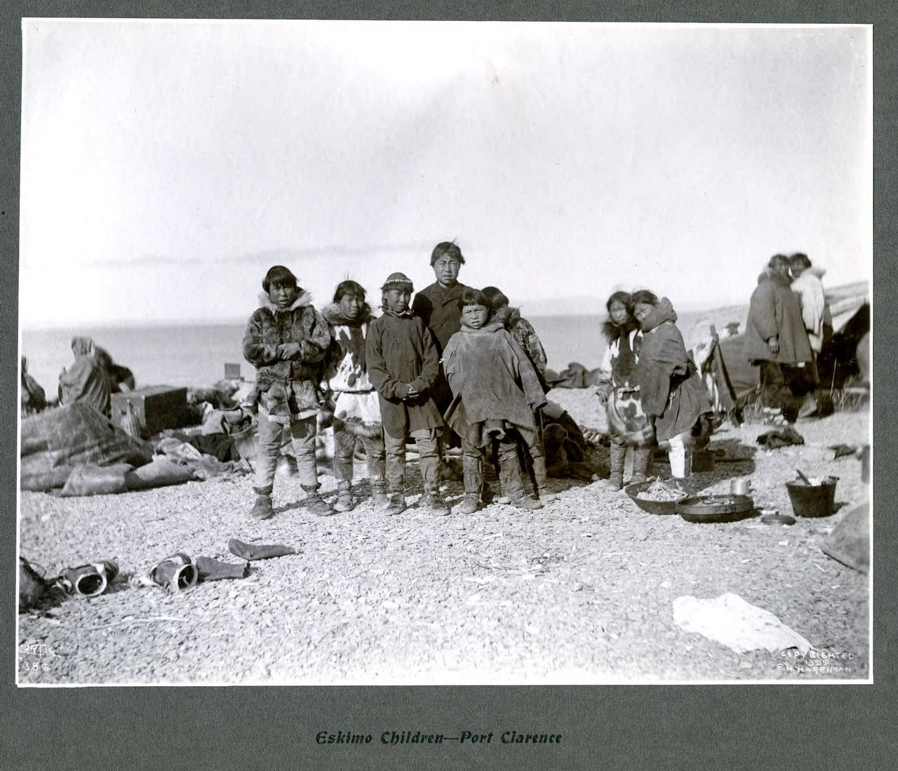 The Harriman Alaska Expedition, May-August, 1899 - Cook Inlet to