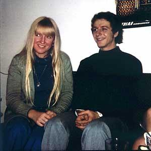 Nini and Tedy 1972