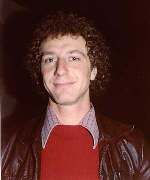 Tedy Knitel in Tel Aviv 1979