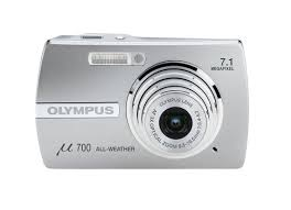 olympus my700