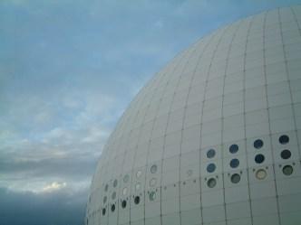 Globen, the Globe, Ericsson Globe