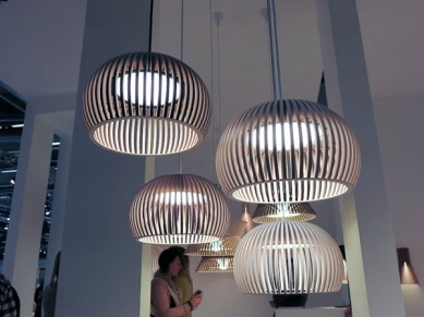 One of my favorite ceiling lamps