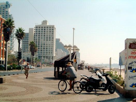 telaviv, beachfront