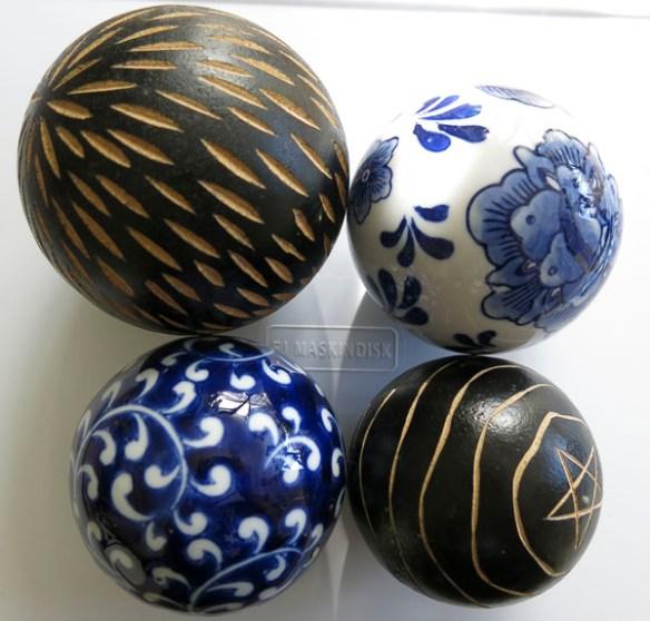decorative, balls