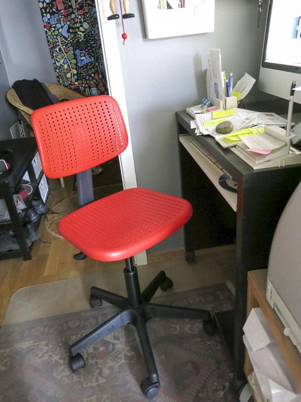 officechair, alrik