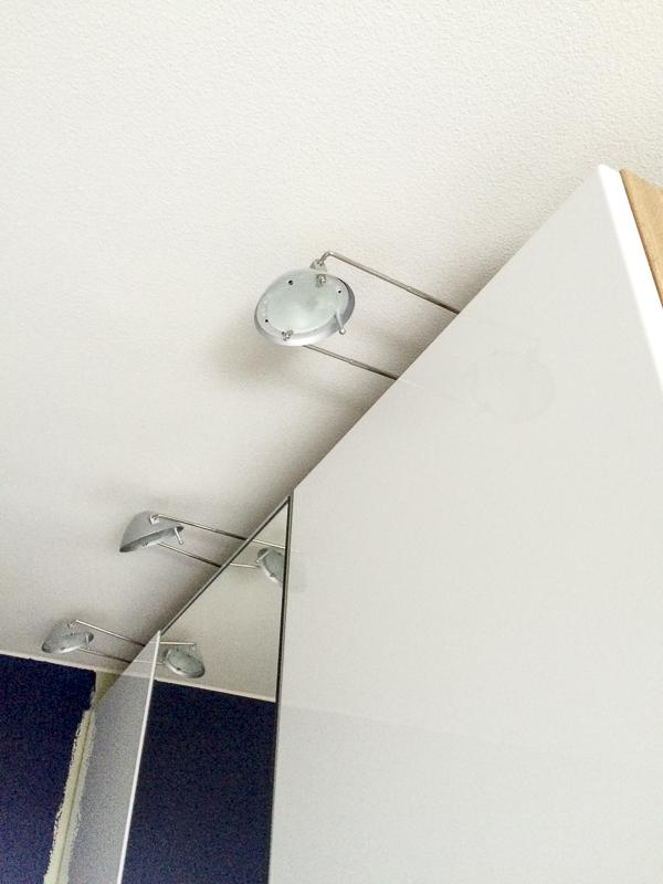 lamp, spot-lights
