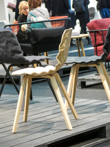 chair, blåstation