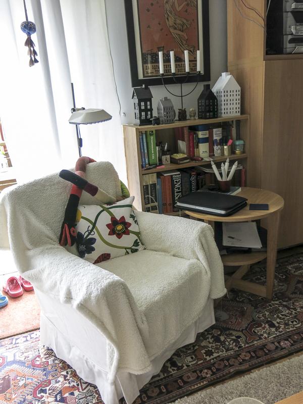 chair, livingroom