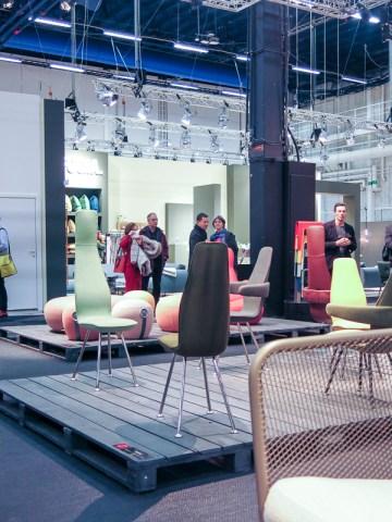Blua Station. Chairs