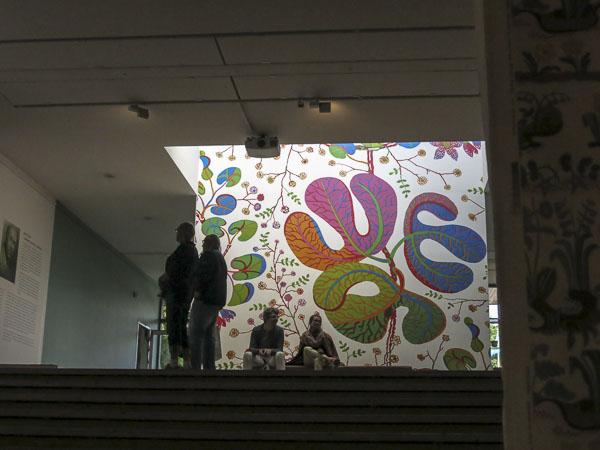 the josef frank exhibition at millesgården