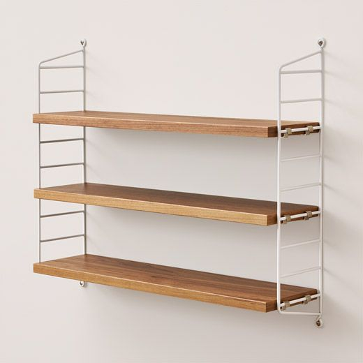 string shelf