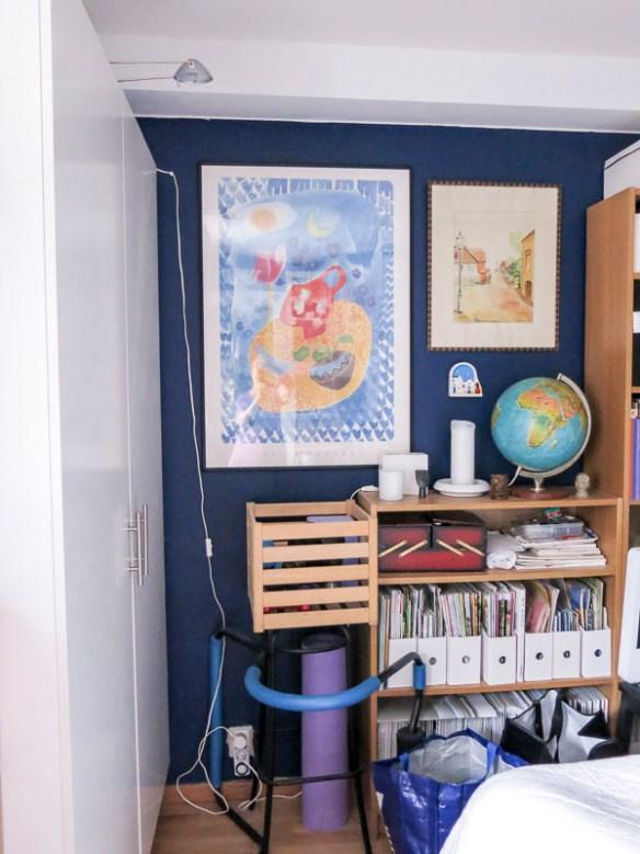 bluebedroom