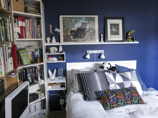bluebedroom