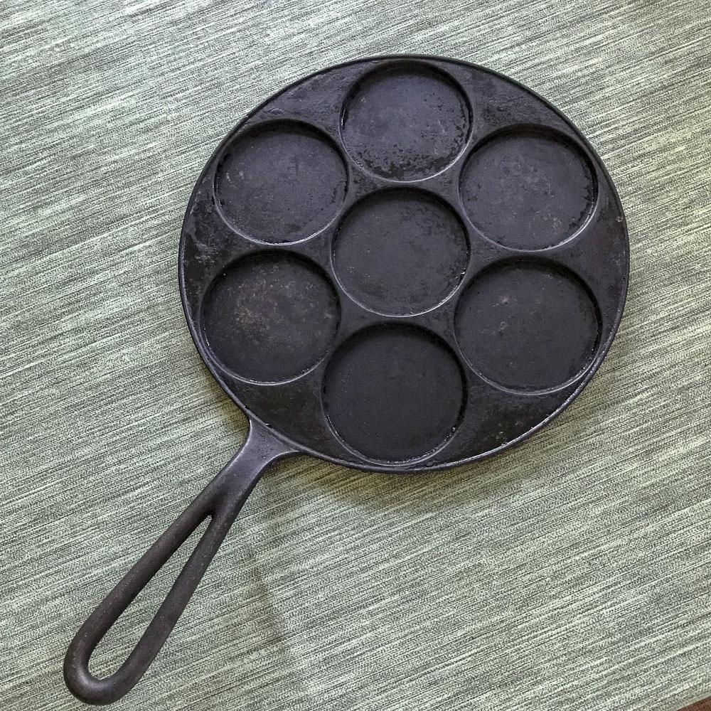 pancakeiron, timeless design