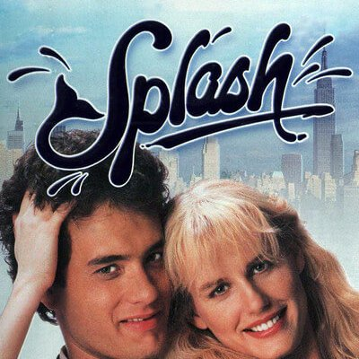 Tom Hanks in Splash
