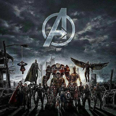 Does first poster art for Marvel's Avengers Infinity War tell us which heroes are in?