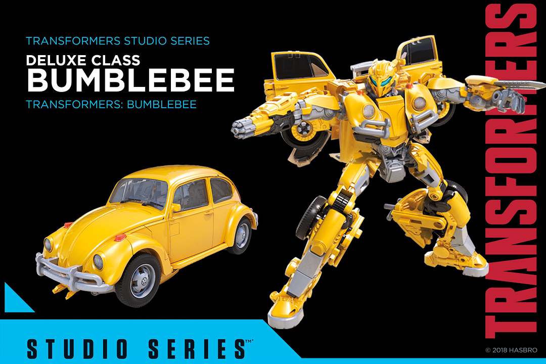 Transformers at SDCC 2018 - new Studio Series toys revealed!