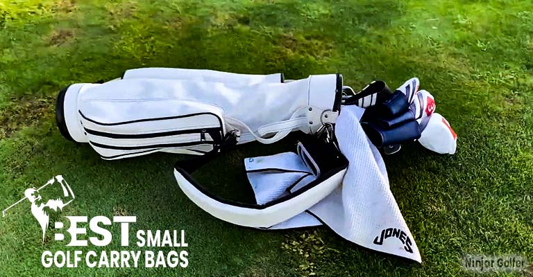 Small Golf Carry Bags