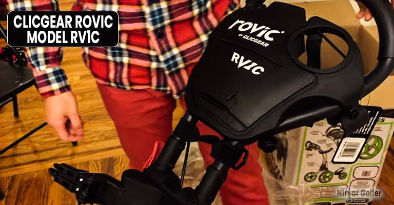 Clicgear Rovic Model RV1C review