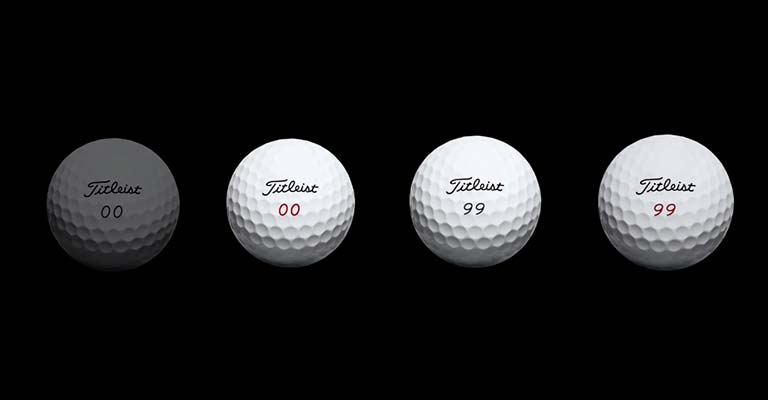 Double-Digit Numbers on Golf Balls