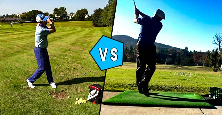 Golf Arm Swing vs Body Swing