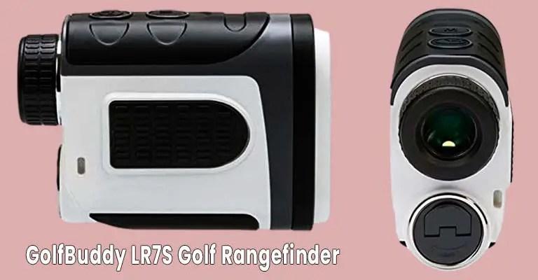 GolfBuddy LR7S Golf Rangefinder