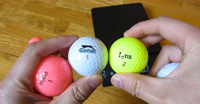What Does the Number on a Golf Ball Mean