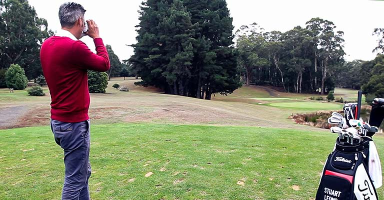 How to Hold a Golf Rangefinder Steady FI