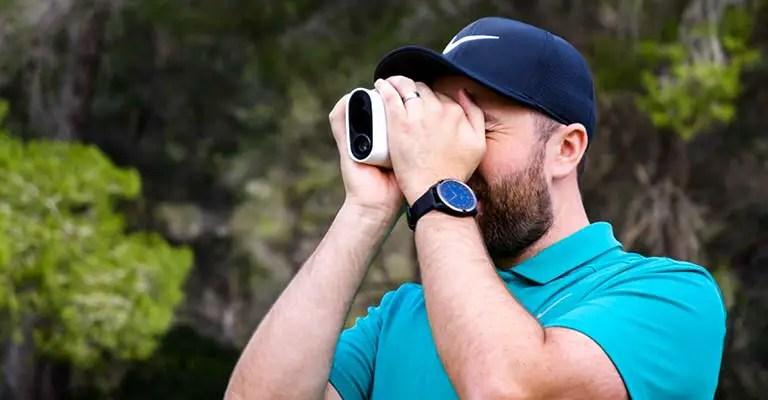 How to Use Golf Scope Rangefinder FI