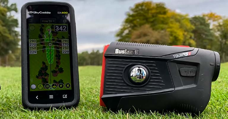 What Is the Difference Between Golf Gps and Rangefinder FI