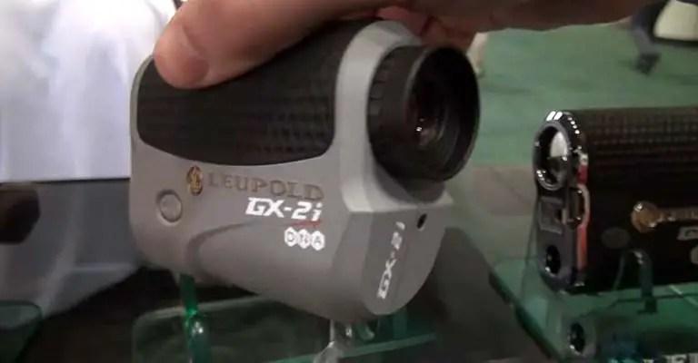 How to Use Leupold GX2i Golf Rangefinder Fi