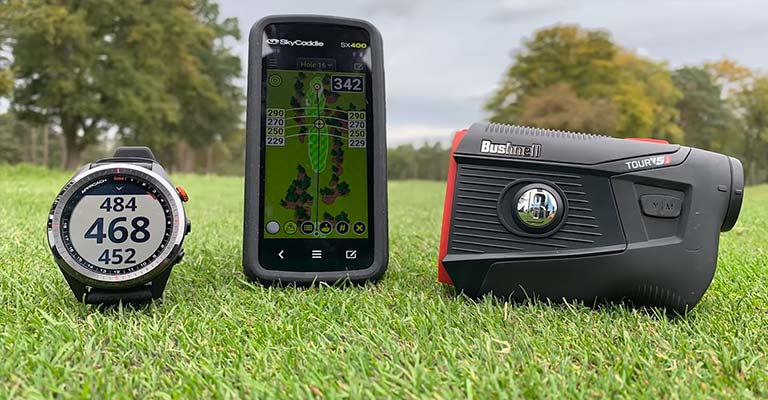 Which is Better Golf GPS or Rangefinder FI