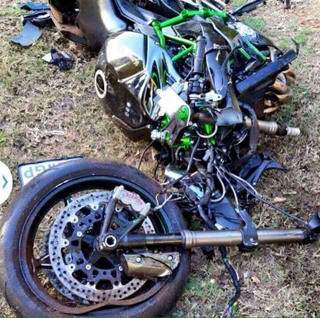 Kawasaki Ninja H2 Forum  View Single Post  At least Two