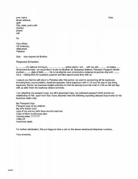 invite letter for us visa