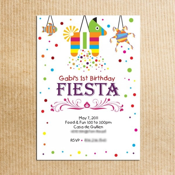best party invitation collection