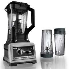 Ninja Kitchen Com Red And Yellow Curtains Ultima Blender Bl810