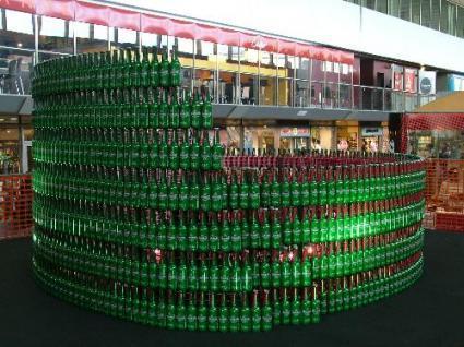 Un Colosseo di Heineken a Roma per la finale di Champions