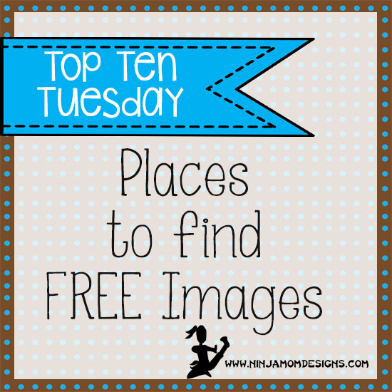 Top Ten Tues free images