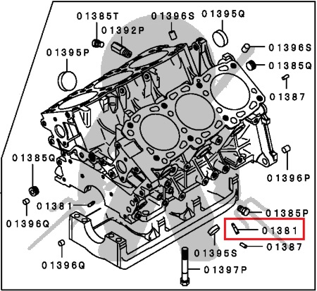 6g72 Engine Diagram