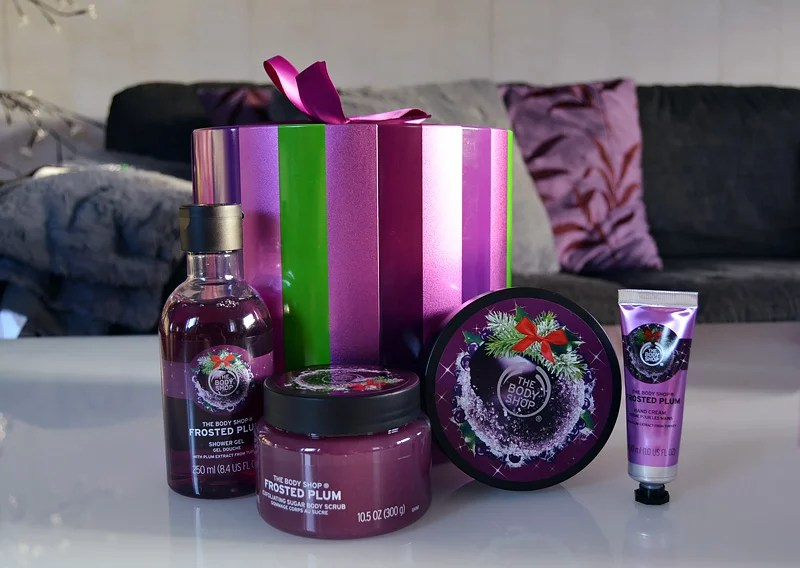 Bodyshop Frostplum presentbox