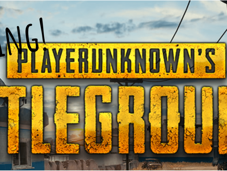 Playerunknown's Battlegrounds – It's here!