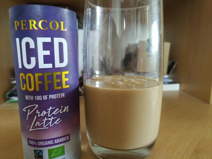 Percol protein latte