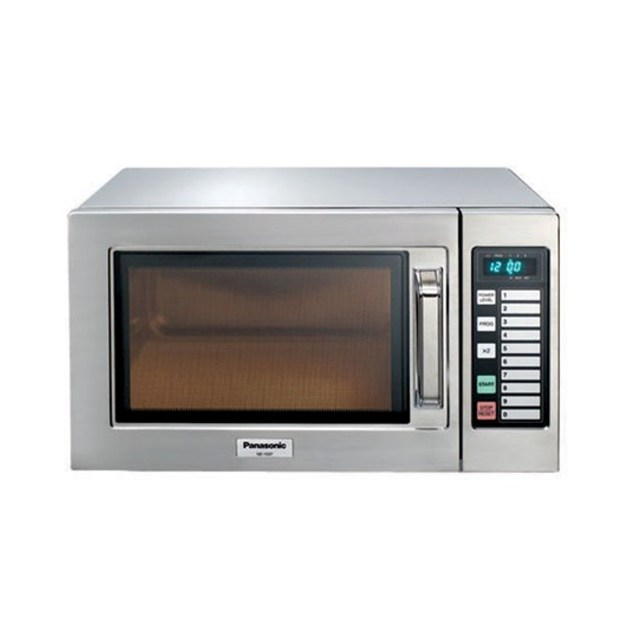 panasonic commercial microwave oven 22l