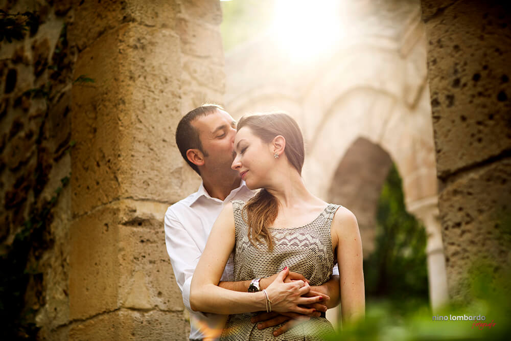 Palermo, pre wedding photo shoot Christmas gift perfect for engaged couples